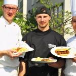Gerrit Voss, Thilo Richter und Tobias Stubenvoll
